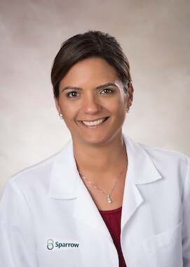 Thais Fortes, MD SMG General Surgery Lansing