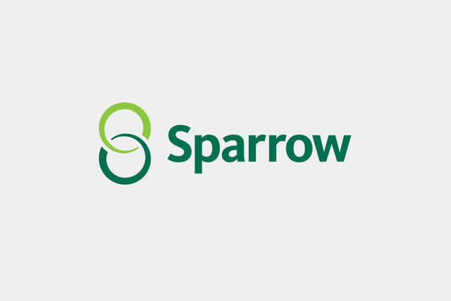 mysparrow login page