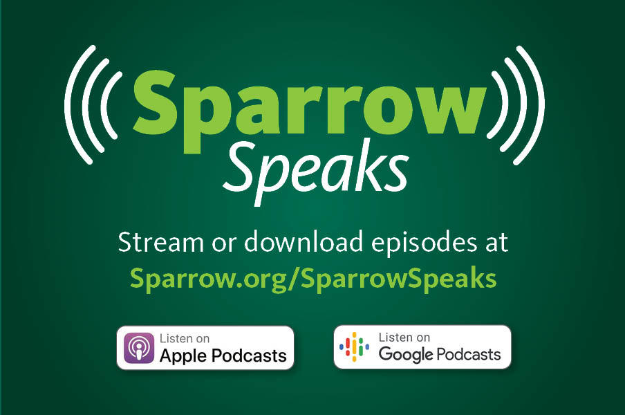 Sparrow Speaks Podcast